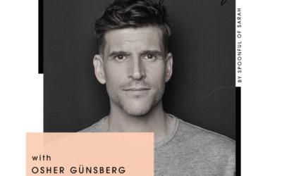 Osher Günsberg // Back, after the break