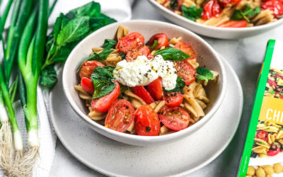 Quick, easy protein pasta recipe