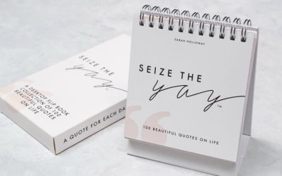 SEIZE THE YAY FLIP BOOK NOW AVAILABLE!