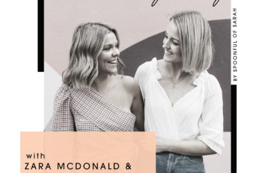 Zara McDonald & Michelle Andrews // The podcasters for smart women who love dumb stuff