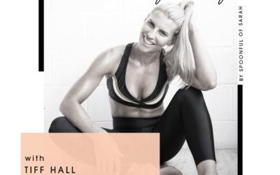 Tiff Hall // The beautiful, brainiac businesswoman with a black belt