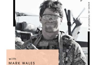 Mark Wales // From the battlefield to business, babies and Bear Grylls' challenge
