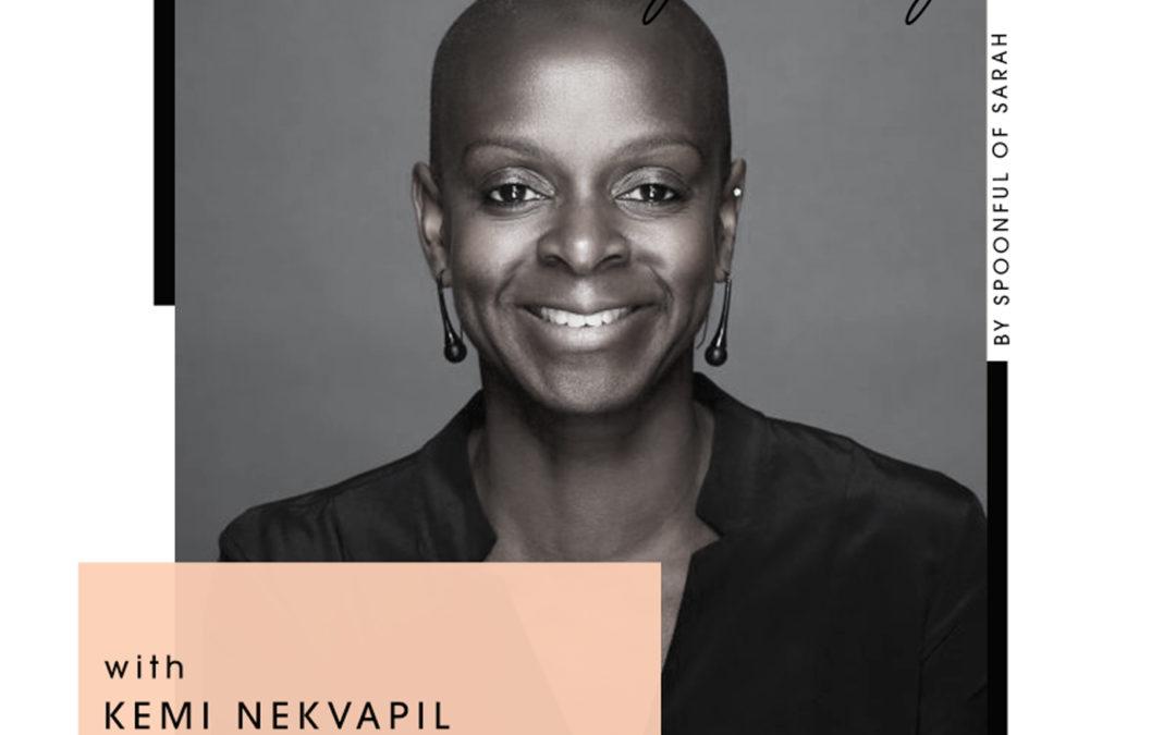 Kemi Nekvapil // Choice, challenge and change