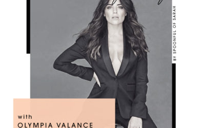 Olympia Valance // Turning the Paige to start Playing for Keeps