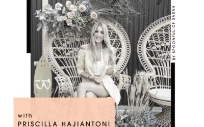 Priscilla Hajiantoni // Building Bangn Body