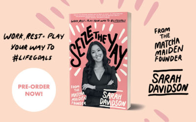 The Seize the Yay book is here